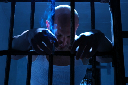 An Inmate in the Clark County Detention Center in Las Vegas